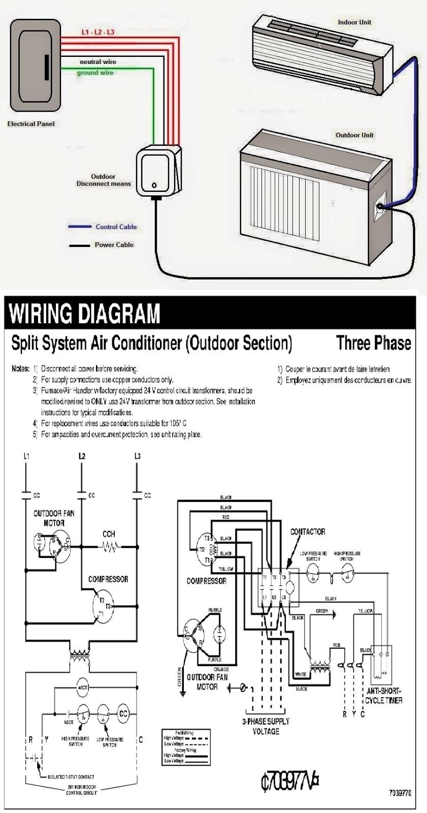 understanding wiring diagrams hvac