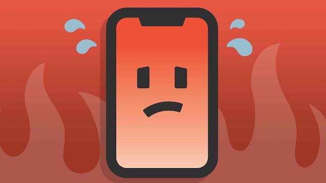 Penyebab Kenapa Hp Android Cepat Panas