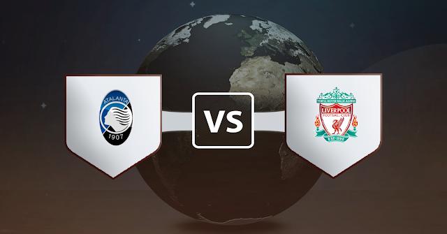 نتيجة مباراة ليفربول وأتلانتا اليوم الاربعاء 25 نوفمبر 2020 في دوري أبطال أوروبا