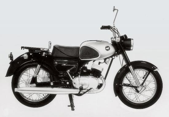 Kawasaki B8 single seat