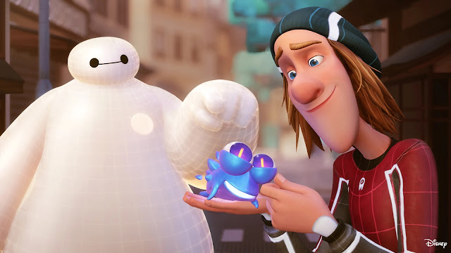 "Disney's Immersive ""Baymax Dreams"" Short Pushes New Boundaries for Interactive Animation, Premieres at Sundance Festival New Frontier"