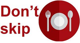 لا يجب أن تفوت المرضع أي وجبة في مرحلة ما بعد الولادة