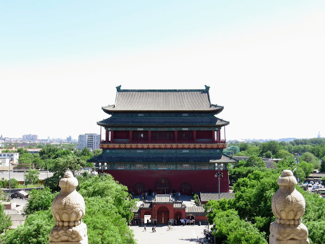 Beijing's Drum Tower