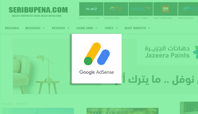 Site Review Adsense Baru