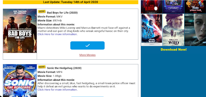 Best Free Movie Download Websites For Mobile (2020)