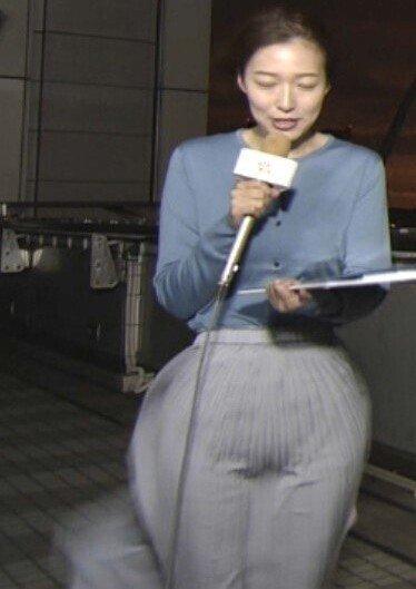 일본 여자 아나운서 골반 크기 순위 - 꾸르