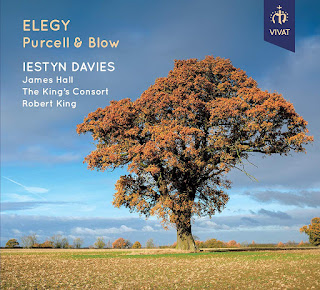 Purcell & Blow - countertenor duets, Iestyn Davies, James Hall - Vivat