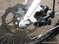 Sepeda Lipat Forward HighWind Aluminium Alloy Frame 20 Inci