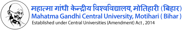 Naukri Vacancy in Mahatma Gandhi Central University Bihar