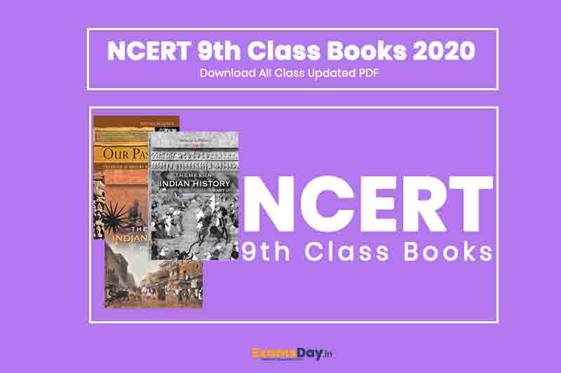 NCERT Class 9th Books PDF Download