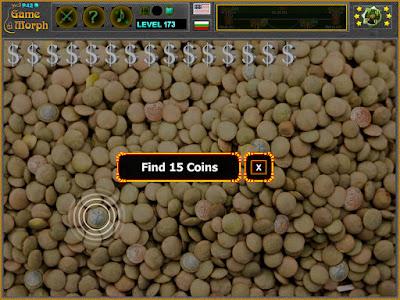 Lentil Coins