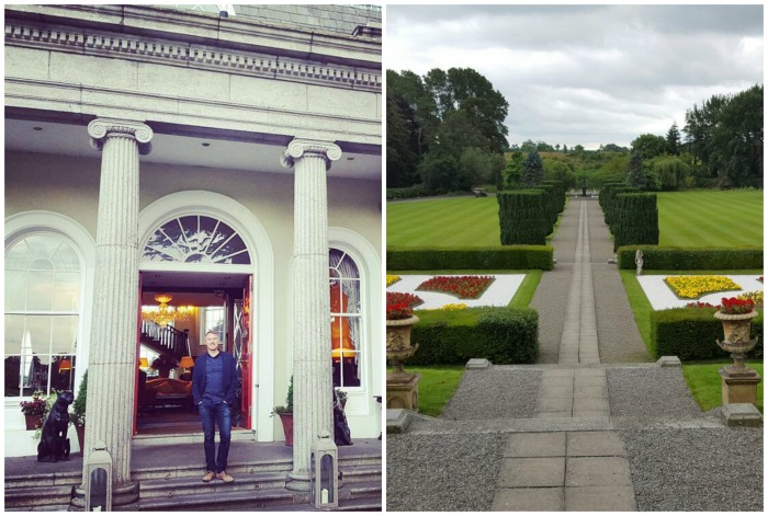 Fluff and Fripperies at the K-Club Golf and Spa Hotel Kildare