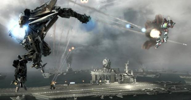 All transformers: revenge of the fallen screenshots for psp.