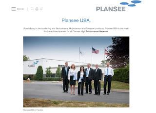 Plansee USA