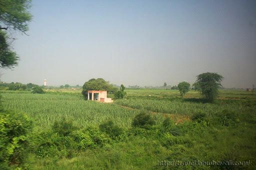 Train journeys in India - Kalka Shatabdi