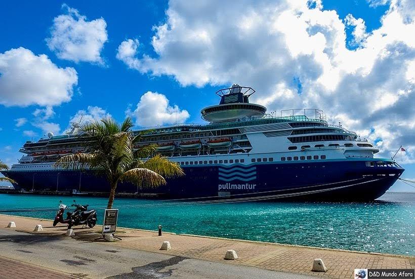 Terminal de cruzeiros em Krajendijk - o que fazer em Bonaire