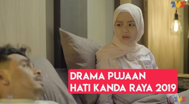 Drama Pujaan Hati Kanda RAYA 2019 - Episod Penuh