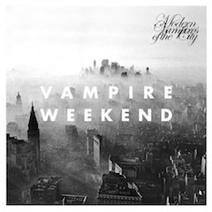 Vampire Weekend, Modern Vampires of the City Album Cover