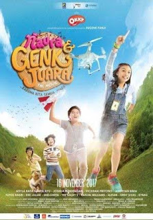 Download Naura & Genk Juara (2017) Full Movie