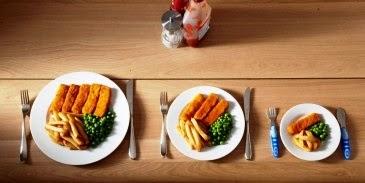 5 trucos de la mente para comer menos y engañarse a uno mismo