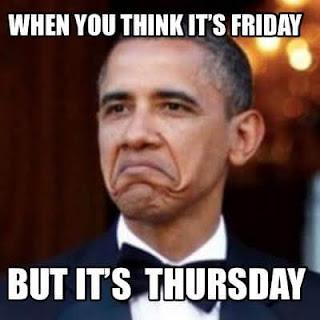 Obama funny Thursday meme