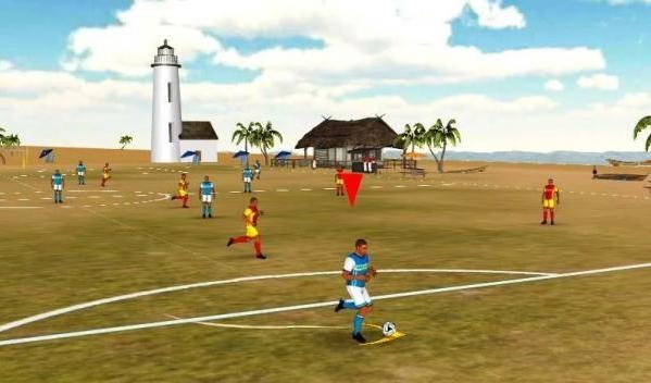 Kumpulan Game Futsal Android Keren Terbaru