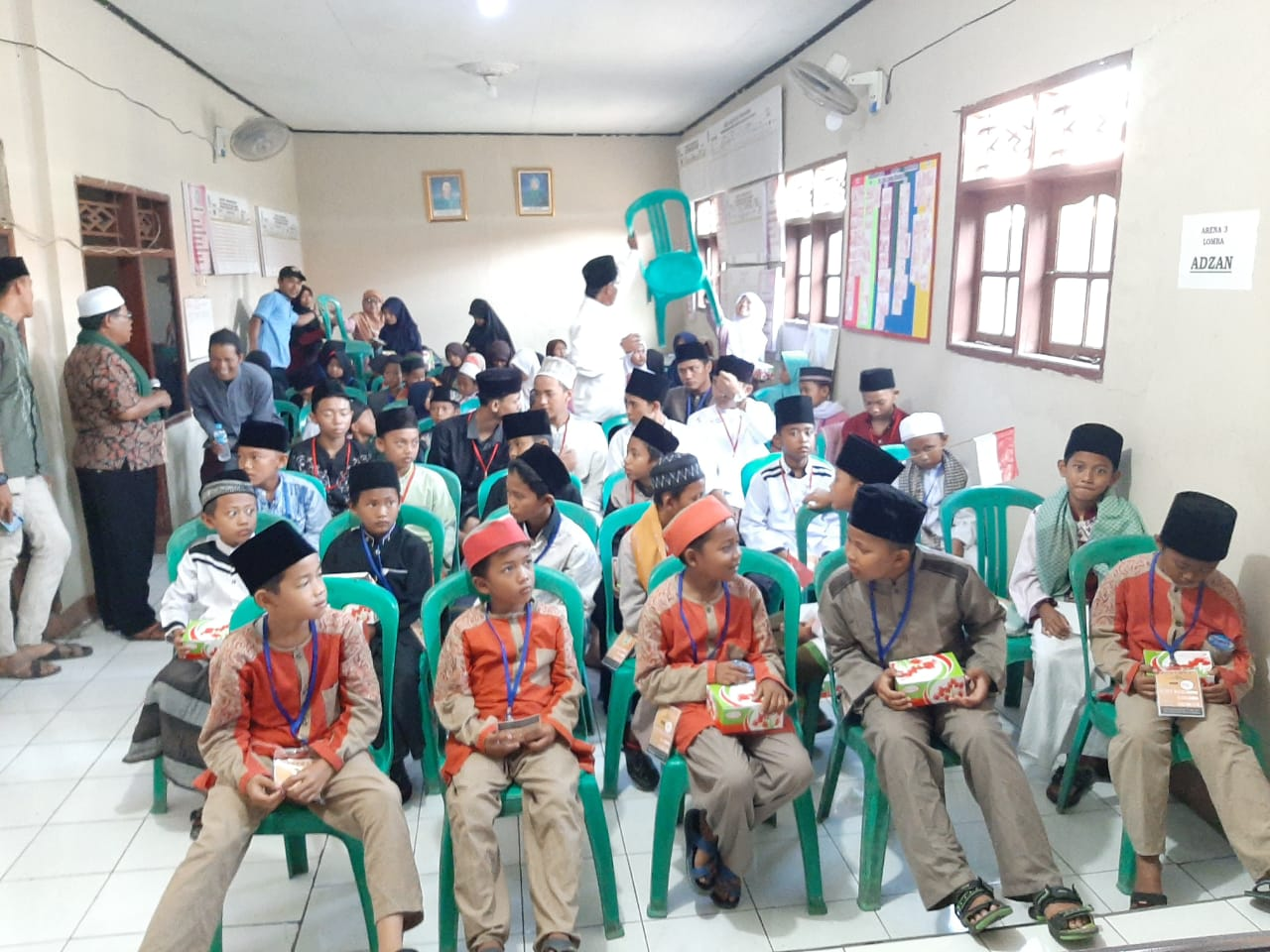 MTQ Desa Kramat, Ajak Masyarakat Lebih Lebih Gemar Baca Alqur'an