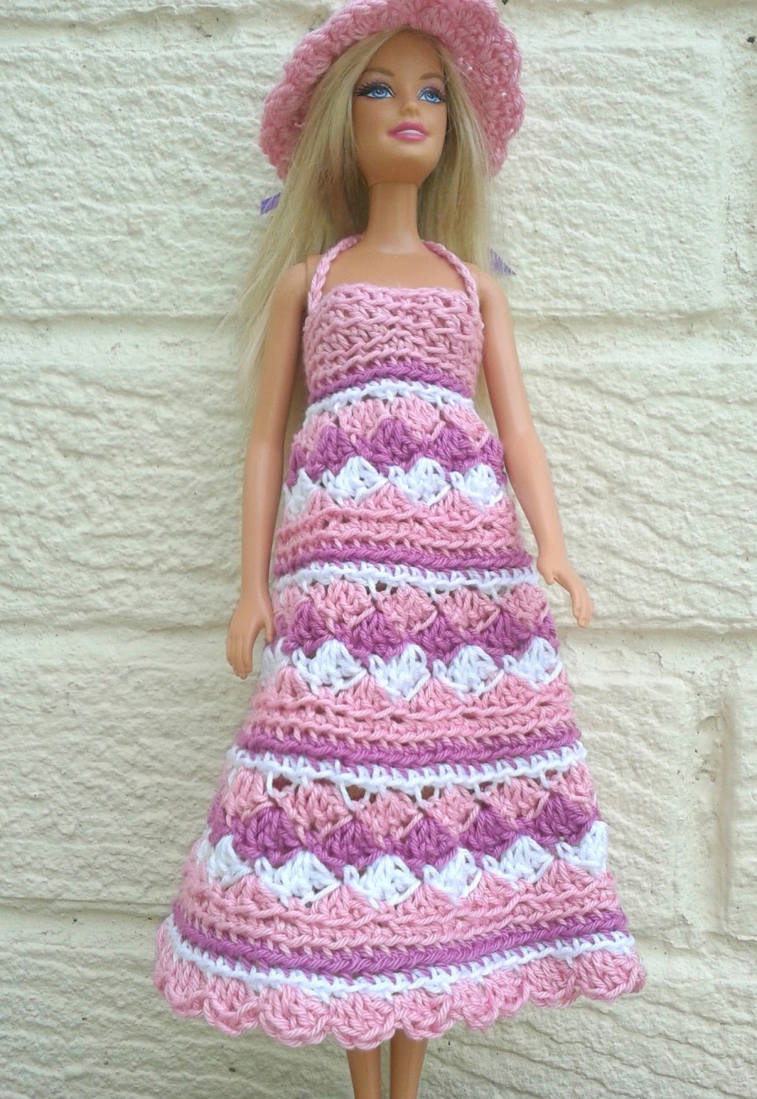 Linmary Knits: Barbie patterns