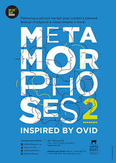 Metamorphoses 2 @ Waterloo East Theatre