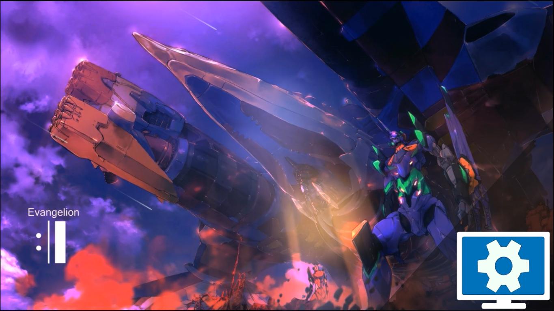 Evangelion Animation Scene Wallpaper Engine Theme Free ...