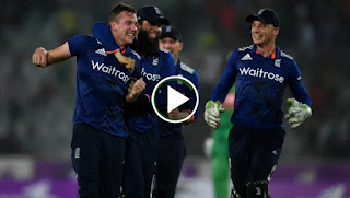 Cricket Highlights - Bangaladesh vs England 1st ODI 2016