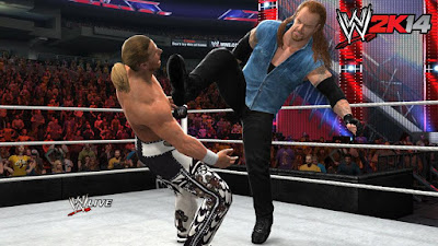 WWE 2K14 Game Download Full Version