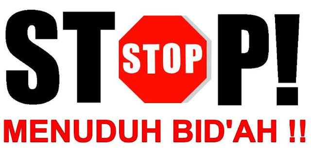 makna bid'ah dalam islam