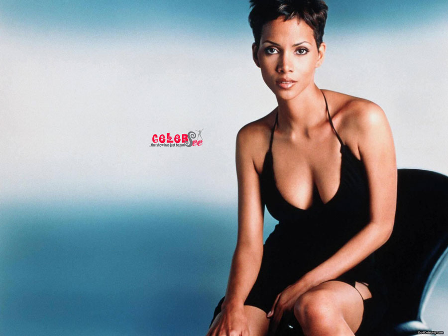 american hot actress halle berry hollywood celebsee. Black Bedroom Furniture Sets. Home Design Ideas