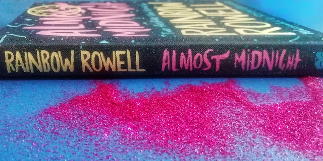 recensione almost midnight rainbow rowell