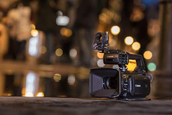 Atualização de firmware para câmaras de vídeo Canon – com melhorias e novidades, incluindo novos formatos de gravação