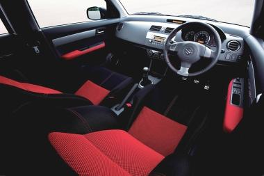 Cars Wallpapers Suzuki Swift Sport Interior