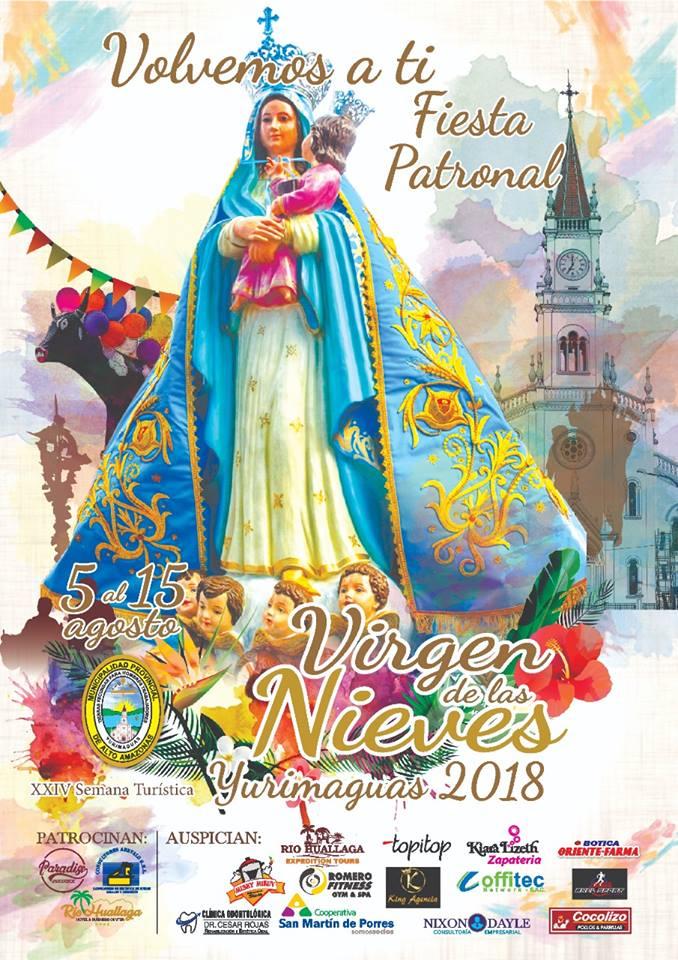 Del 05 al 15 de agosto - Fiesta Patronal de la Virgen de ...