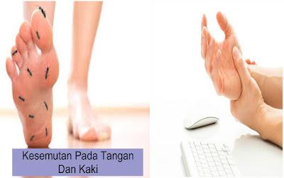 Cara Menghilangkan Kesemutan Pada Tangan Dan Kaki