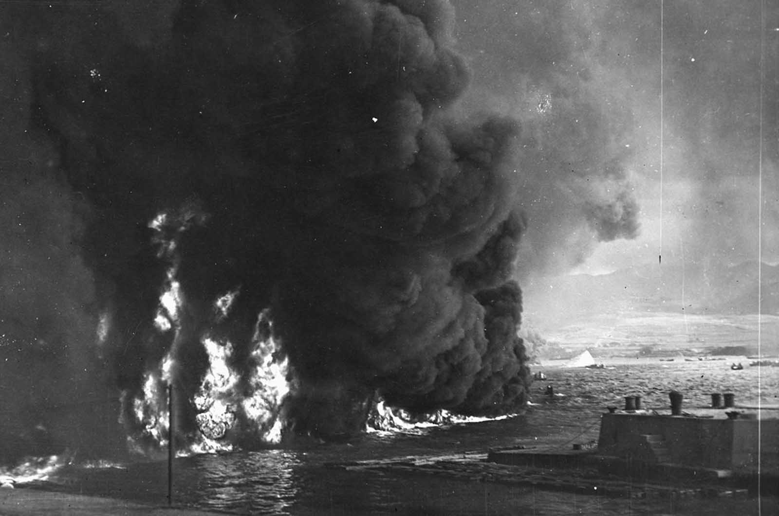 the attack on pearl harbor in 1941 Sure, we all know the date and the famous quote (dec 7, 1941, a date which will live in infamy) and, of course, the implications and significance a version of this story was published three years ago on the anniversary of the pearl harbor attack.