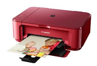 Canon PIXMA MG3580 Driver & Software Download