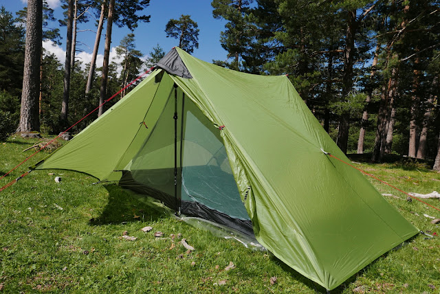 Best wild camping tents reviews Lanshan