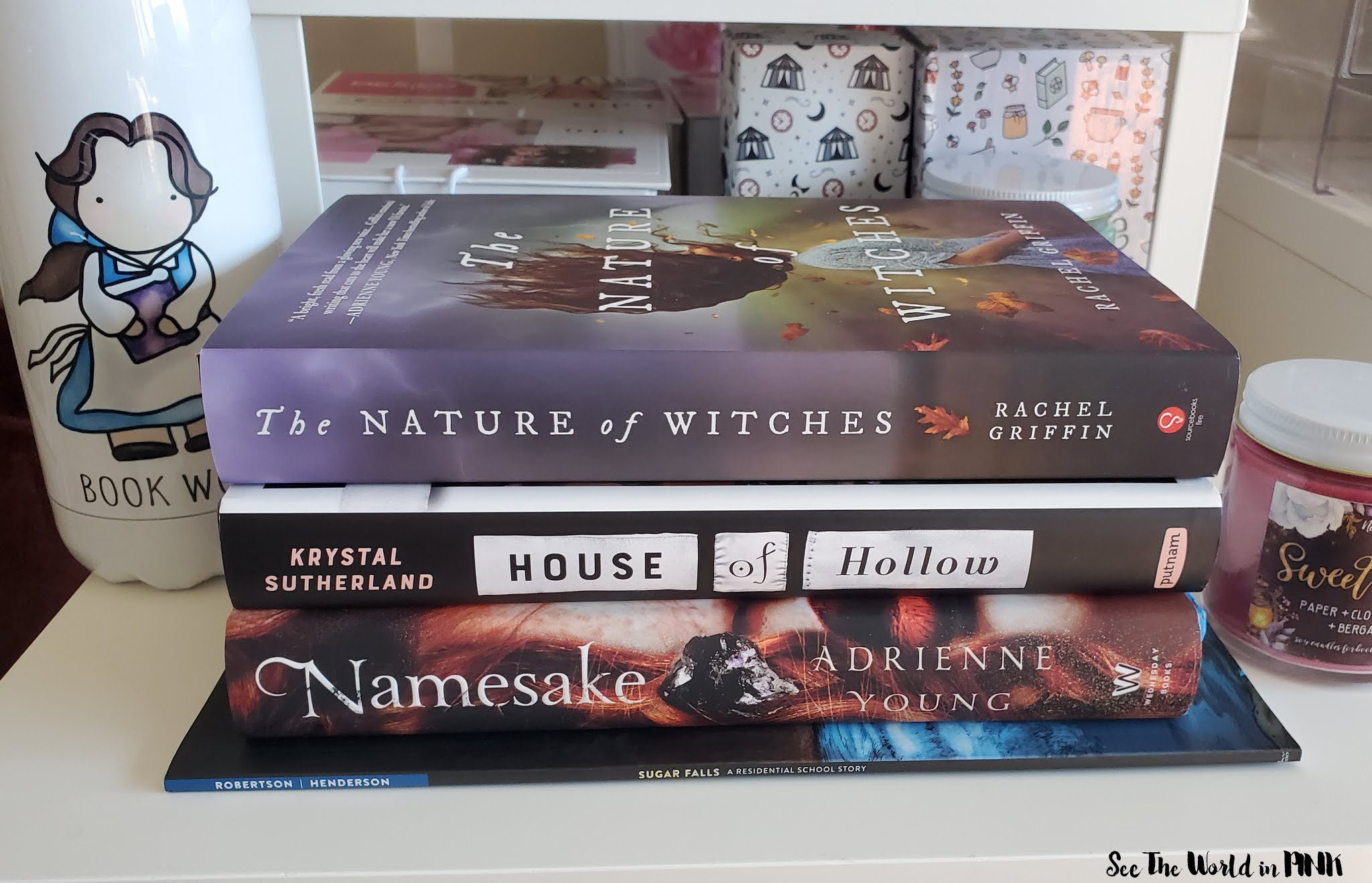 Quarterly Reading Wrap-up - April to June 2021 & Mid-year Book Freakout Tag