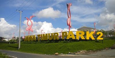 Wahana Jatim Park 2 Batu Malang
