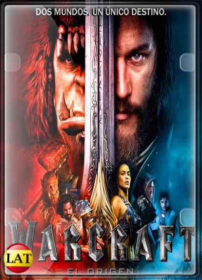 Warcraft: El Primer Encuentro de Dos Mundos (2016) DVDRIP LATINO
