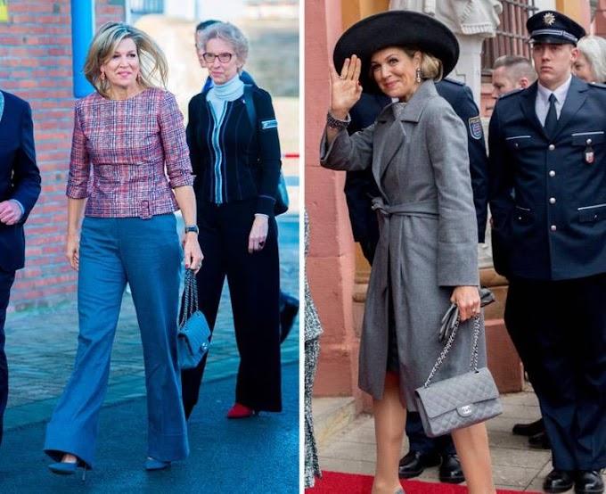 Las carteras de moda favoritas de las Reinas