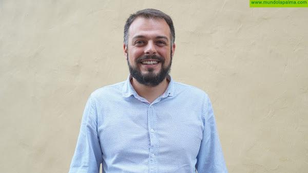 Israel Martín próximo presidente del Comité Local del PP de San Andrés y Sauces
