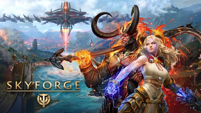 skyforge Best free games
