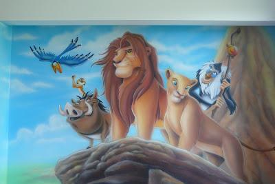 Malarstwo ścienne, artystyczne malowanie ścian 3D, malarstwo ścienne malowane farbami