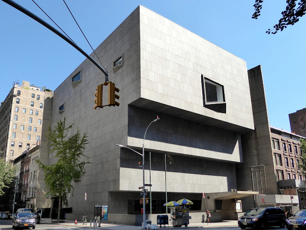 Art & Postcard York 1 Whitney Museum Of American High Line